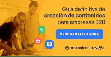 Creacion de contenidos para empresas b2b