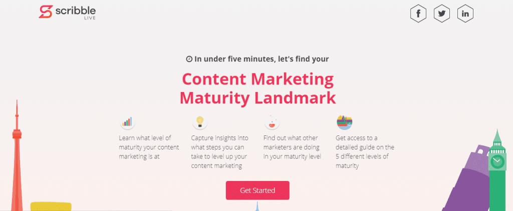 contenido interactivo y sales enablement