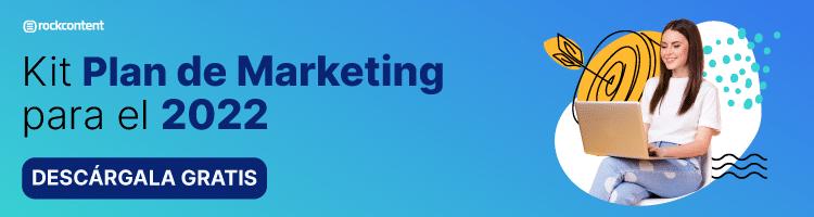 Plan de Marketing para el 2022