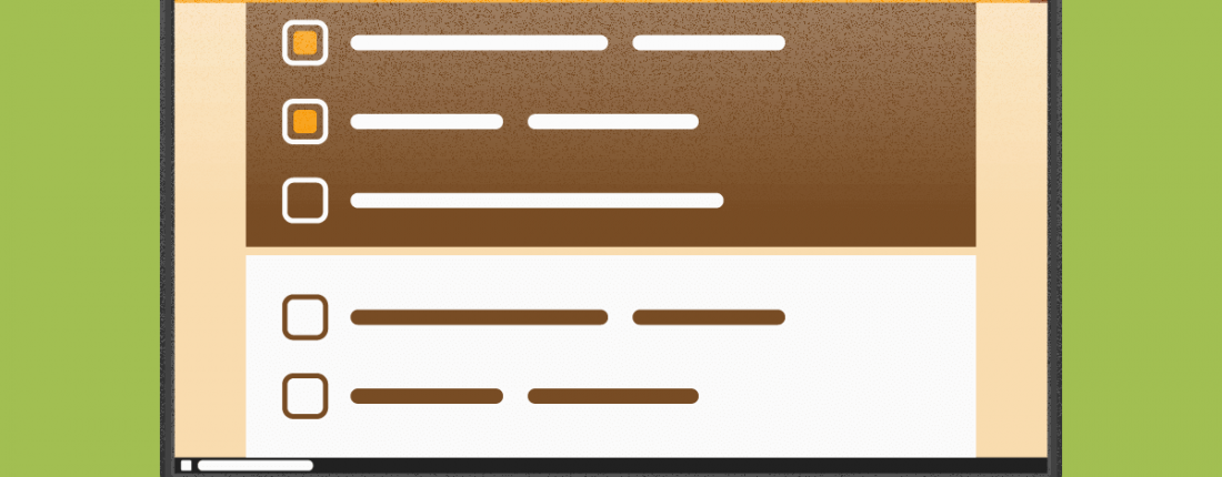checklist de marketing