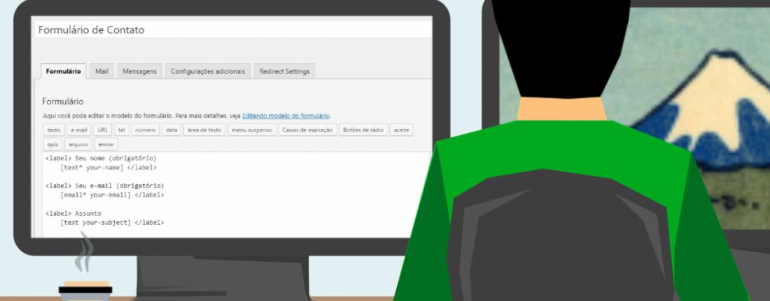plugin de Wordpress Contact Form 7