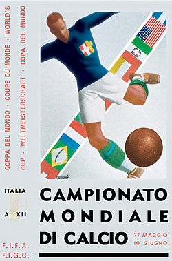 1934 World Cup Italy