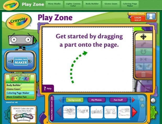 Crayola Play Zone