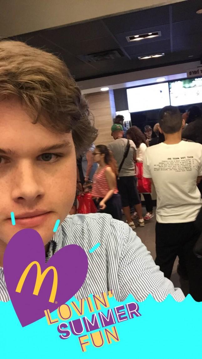 McDonald's Geofilter_Daily Dot