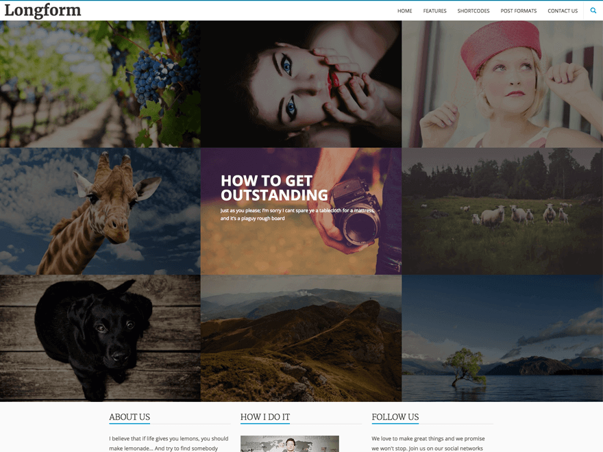 templates wordpress