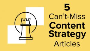 How a Common Content Strategy Unites Marketing's Different Natures