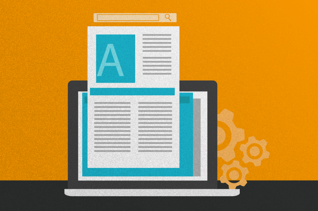 choose the best typography for your blog