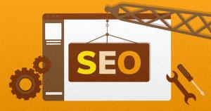 powerful seo in website builders