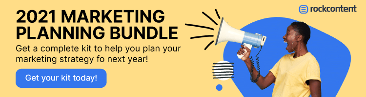 2021 MARKETING PLANNING BUNDLE