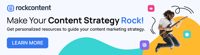 What do you need, to make your Content Strategy Rock?