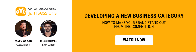 Developing a new business category: how to make your brand stand out from the competition