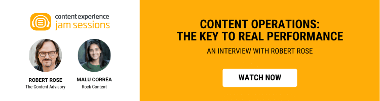 Content Operations: the key to real performance