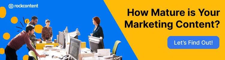 Quiz: Content Marketing Maturity
