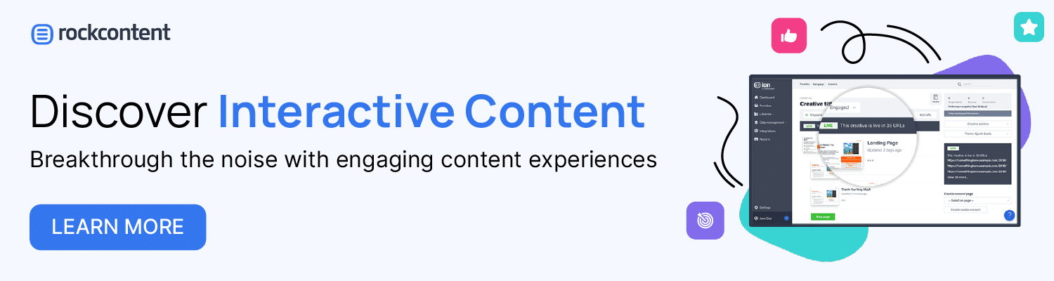 discover interactive content