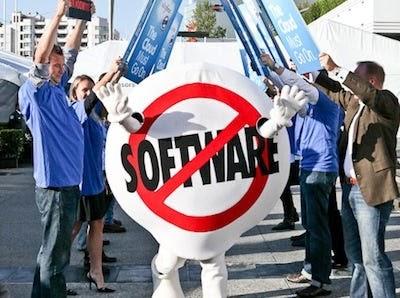 The Anti-Software Company
