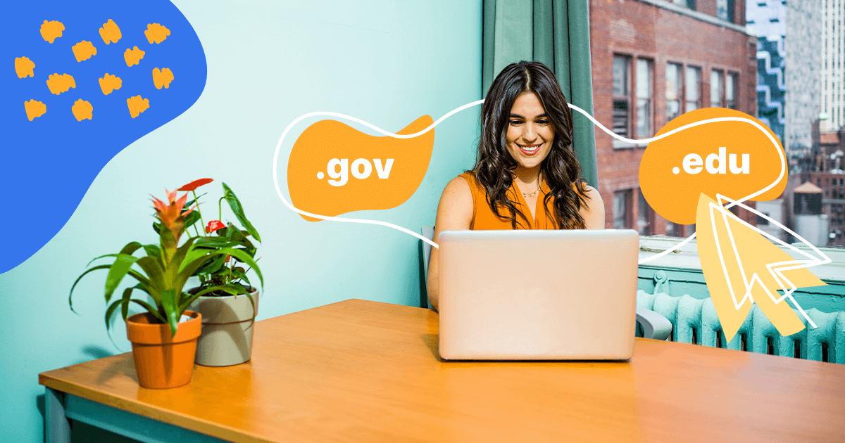 Should you Focus on Getting .gov and .edu Backlinks?