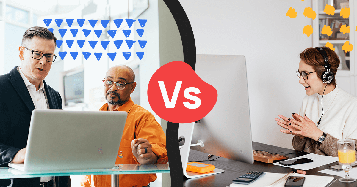 Inside Sales vs. Outside Sales: What's the Best Strategy?