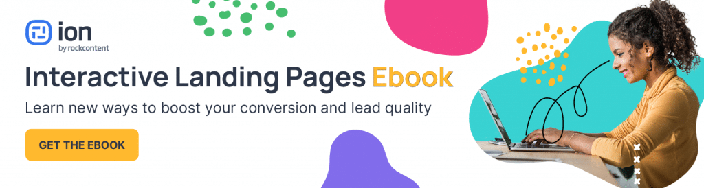 Interactive Landing Pages Ebook.