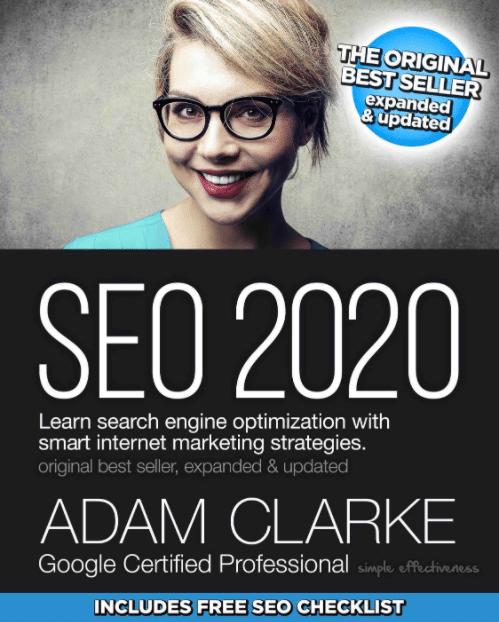 SEO 2021 by Adam Clarke